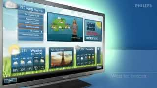 Philips Smart TV 2012