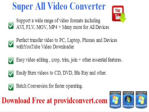 Free Quick Video Converter Download video