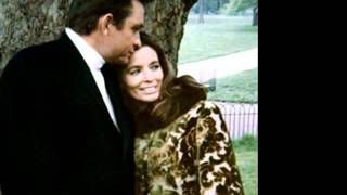 Watch Johnny Cash I Love You Because video