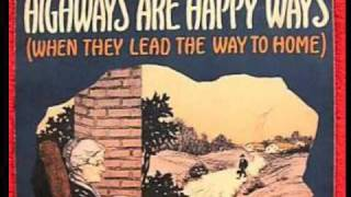 Royal Troubadours-- Highways Are Happy Ways