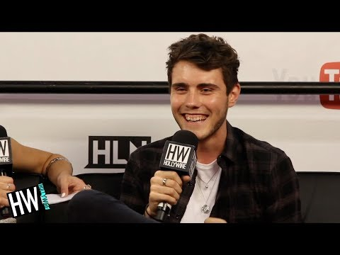 Alfie Deyes (PointlessBlog) Talks One Direction Encounter & YouTube Friends! (VIDCON 2014)