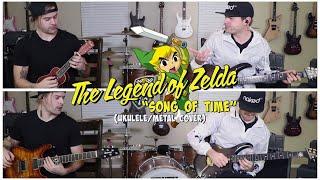 """Download Lagu The Legend Of Zelda """"Song of Time"""" (Ukulele/Metal Cover) Gratis STAFABAND"""