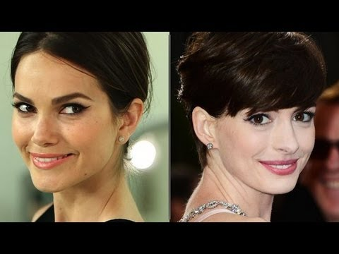 Anne Hathaway Oscars Look | Makeup Tutorial | Celebrity Secret Weapon