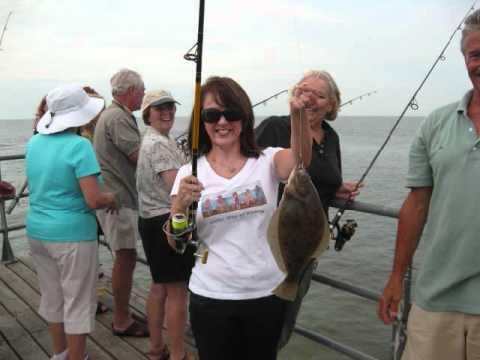 Ladies fishing contest belmar fishing club youtube for Belmar fishing club