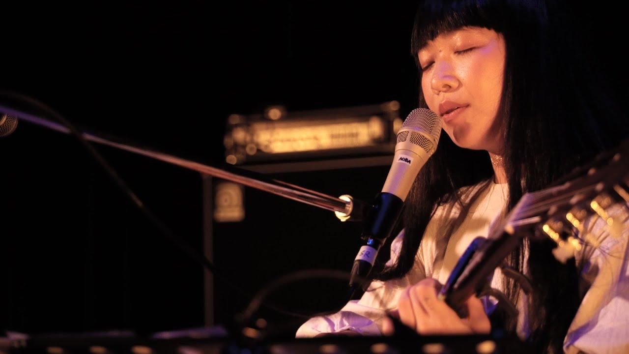 """青葉市子 - 「SHIBUYA全感覚祭」から""""おめでとうの唄""""など3曲のライブ映像を公開 thm Music info Clip"""