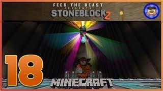 StoneBlock 2 Modpack Ep 18 - Rainbow Generator - Modded Minecraft