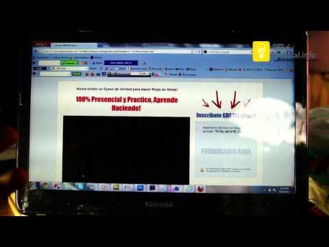 El Landing Page y Auto Respondedor para hacer Campanas en Internet.