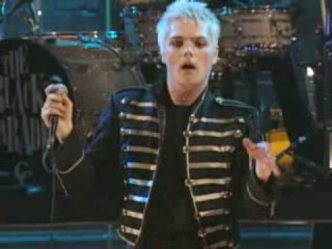 My Chemical Romance - The House Of Wolves (live)