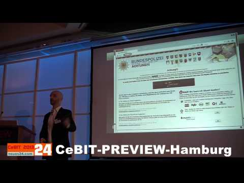 CeBit 2013 -ESET Smart Security 6