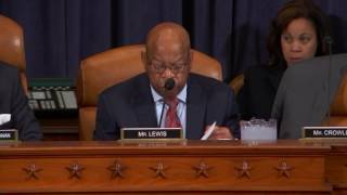 Rep. John Lewis on Preventing Fraud and Waste in Medicare