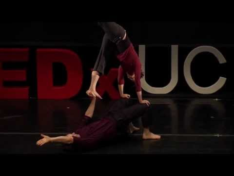 Le Projet Migration: Christine Germain and Slater Penney at TEDxUCDavis