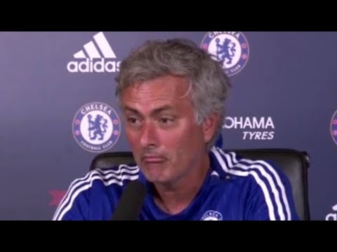 Jose Mourinho Mischievously Predicts Chelsea Will Win The Treble