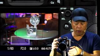 How To Configure Sony Autofocus (Moving Objects Or People)