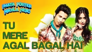Krrish 3 - Tu Mere Agal Bagal Hai Song - Phata Poster Niklha Hero | Shahid & Ileana | Mika Singh