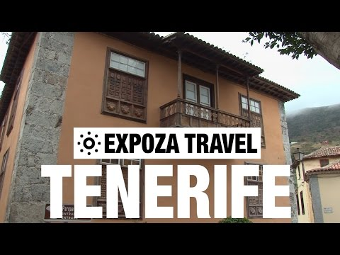 Tenerife (Spain) HD Vacation Travel Video Guide