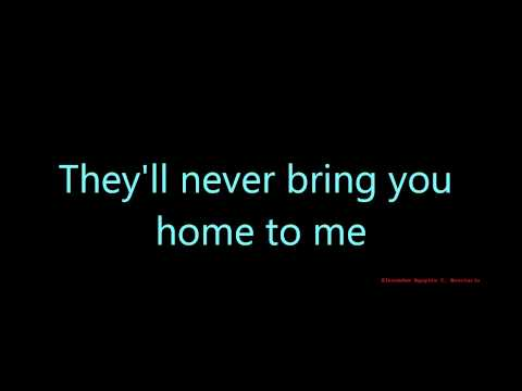Will You Wait For Me In Heaven By:gareth Gates Lyrics video