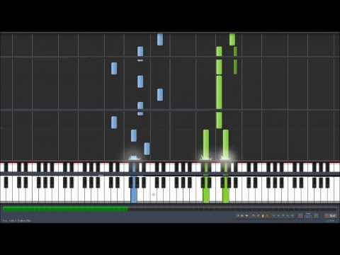 Armageddon Piano Tutorial (The Launch)
