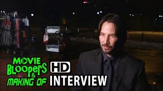 John Wick (2014) Interview - Keanu Reeves (John Wick)