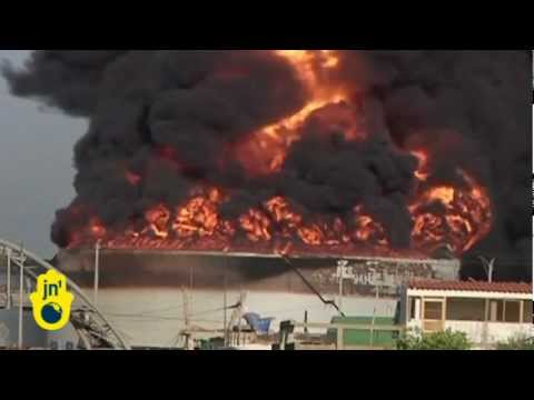 Amuay Oil Refinery Explosion Kills 39 in Venezuela: Worst Oil Accident in OPEC Country's History