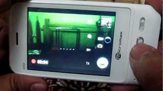 Micromax A50 Aisha Phone 2MP Camera Review