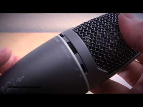 Review   Shure PG42 USB Condenser Microphone [HD]
