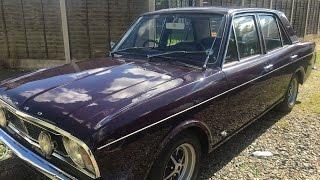Ford Cortina 1985 Full Restorasi