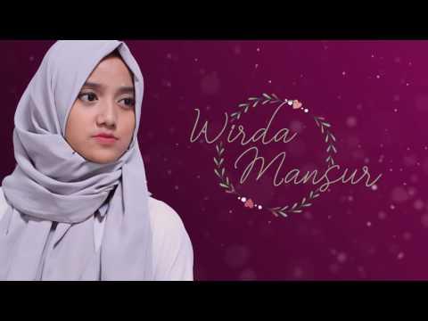 Wirda mansur(ost cahaya cinta pesantren) official lyrics