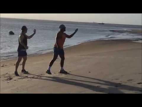 Coreografia - Colar de Beijo pro Recalque - É o Tchan - Música nova