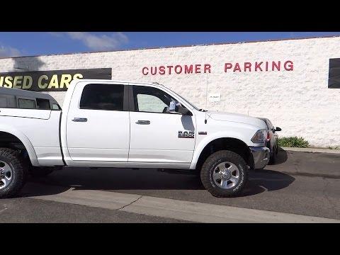 2016 Ram 2500 Santa Ana, Anaheim, Orange, Fullerton, Puente Hills, CA G957