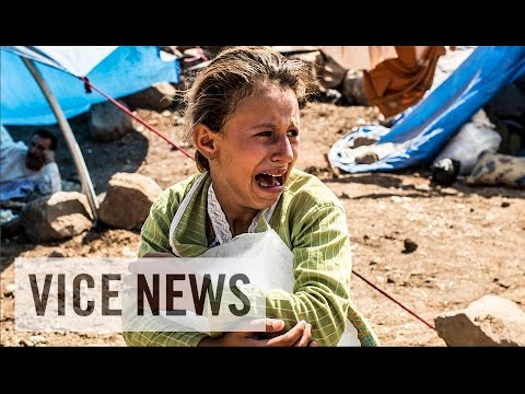 Subscribe to VICE News here: http://bit.ly/Subscribe-to-VICE-News  Members of Iraq's Yazidis sect follow an ancient religion, which incorporates elements of Islam and indigenous beliefs. After the Islamic State overran parts of northern Iraq, tens of thousands of Yazidis were forced into the Sinjar mountain range, where Islamic State militants — who consider the Yazidi devil worshippers — surrounded them.   President Obama claimed on August 14 that the US military intervention in Iraq broke the siege of the trapped Yazidi civilians in the Sinjar mountains. But the Yazidi themselves disagree. Instead, they are adamant that they owe their rescue from the surrounding Islamic State militants to the Syrian Kurdish fighters of the People\'s Protection Units (YPG). The YPG has been fighting the Islamic State longer and harder than any other group in Syria, and pushed a narrow escape route deep through Islamic State territory to rescue the Yazidis.   VICE News travelled through the desert corridor to ascertain the true story of the Yazidis' last minute escape from the Islamic State.  Click to watch Part 1 of The Islamic State: http://bit.ly/1lENvT7  Click to watch all our dispatches from Iraq: http://bit.ly/1mhzkDN  Check out the VICE News beta for more: http://vicenews.com  Follow VICE News here: Facebook: https://www.facebook.com/vicenews Twitter: https://twitter.com/vicenews Tumblr: http://vicenews.tumblr.com/ Instagram: http://instagram.com/vicenews