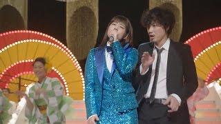 【日本CM】docomo廣告高畑充希登台唱老歌被綾野剛阻止?