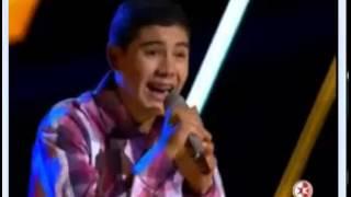 Daniel Flores Madero - Mi Promesa - La Voz M�xico 2014 7 De Septiembre Audiciones