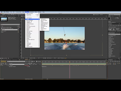 Create Seamless loops & animated GIFs in After Effects Tutorial