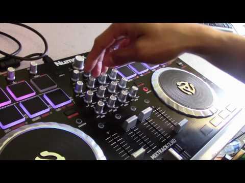 DJ101 - Dive in to Numark Mixtrack Quad - DJRL