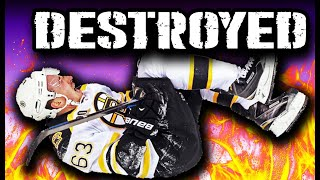 Brad Marchand/5 Times He Was DESTROYED