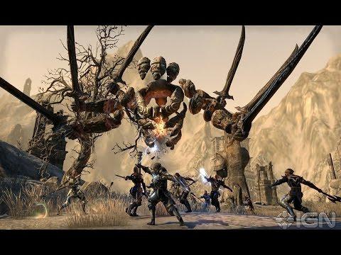 The Elder Scrolls Online - Обзоры Краглорна (Craglorn) #46