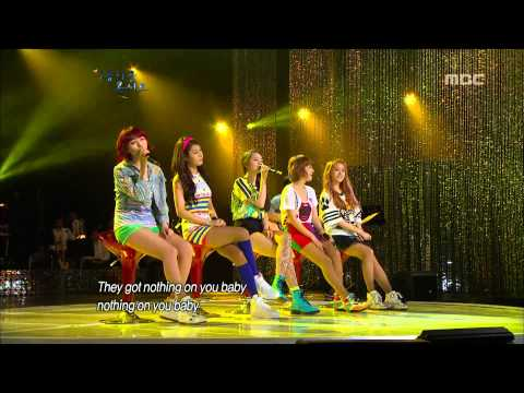 Wonder Girls - Nothing On You,  - Nothing On You, Beautiful Concert 20120626