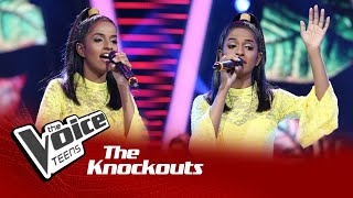 Shehani Perera | Hitha Nambara Thaleta Knockouts | The Voice Teens Sri Lanka