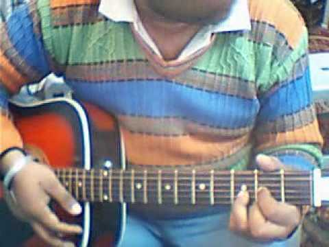 Kuch Na kaho Guitar Chords-1942 A Love Story Tutorial