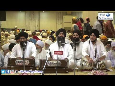 Bhai Gurdev Singh Ji (Hajuri Ragi,Darbar Sahib) - 02April2017,G.Bangla Sahib, New Delhi