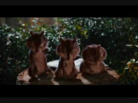 Chipmunks - Happy Birthday To You video