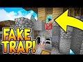 JEBAKAN JATUH PALSU !😱  w/ Miuveox (Minecraft Skywars Indonesia) thumbnail