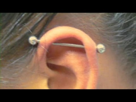 What Is an Industrial Piercing?   Body Piercings