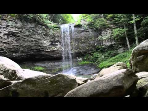 Cloudland Canyon State Park, Music by Chuck Cannon