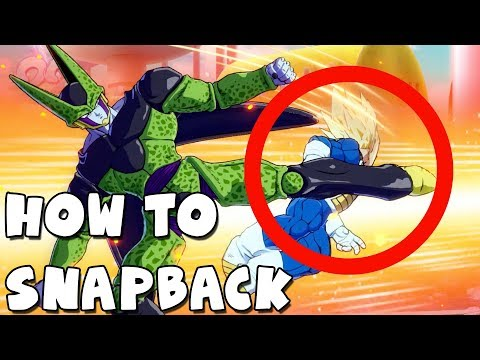 HOW TO PERFORM A SNAPBACK BREAKDOWN | Dragon Ball FighterZ