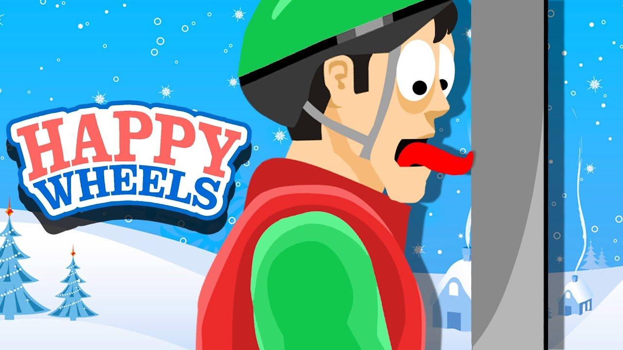 Pogo santa happy wheels youtube