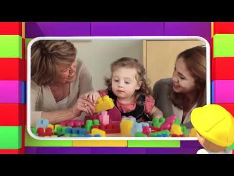 Mega Bloks Time to Build: A Baby Snail