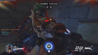 Never let a Genji have his heal