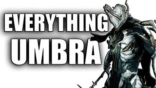 Excalibur Umbra Explained - Warframe