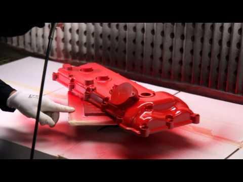 Applicazione vernice con pistola - How to use a spraygun